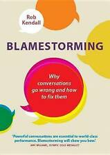 Blamestorming: Why conversations go wrong and how to fix them-ExLibrary