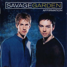 Affirmation by Savage Garden. CD (1999, Columbia)
