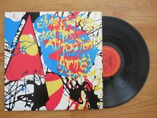 ELVIS COSTELLO & The ATTRACTIONS signed 1979 ARMED FORCES Record / Album COA