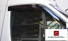 HEKO Tinted Vent Déflecteurs Set 2 PIECES DAF XF 106 2-portes 2013-Onwards