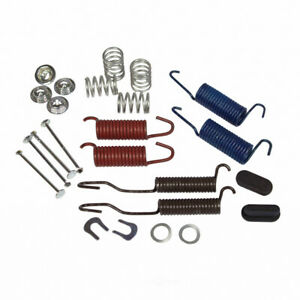 Drum Brake Adjusting Spring Kit-Country Squire Rear MOTORCRAFT BRSK-7225-A