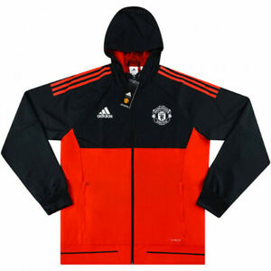 MUFC Adidas Manchester United  EU Presentation Jacket BS4307 XL with Tag