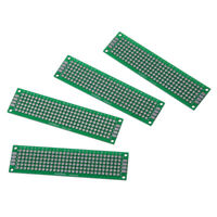 5pcs Double-Side Prototype FR-4 PCB Printed Circuit Board stripboard univer V6T7