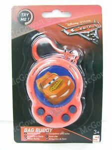 Cars Bag Buddy, With Sounds, Red Lightening McQueen