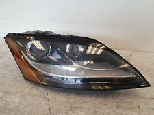 2008 - 15 AUDI TT QUATTRO HEADLIGHT Lamp PASSENGER SIDE XENON OEM *B1397