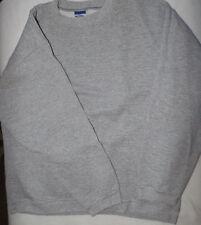 CHAMPION C ACTIVES Youth Boys Size XL Gray Crew Neck Sweatshirt Basics