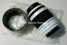 Samsung NX 50-200mm f4.0-5.6 OIS III objetivamente lens Weiss nx300 nx500 nx3000 * nuevo