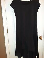 Vintage halston dress black size small