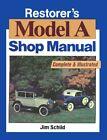 1928 1929 1930 1931 Ford Model A Restorers Shop Service Repair Manual