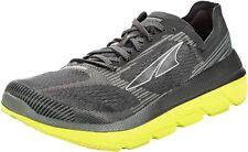 ALTRA Men's Duo 1.5 Road Running Shoe, Black/Lime, 11.5 D(M) US