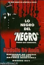 lo negro del negro new dvd