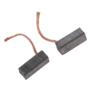 Motor Carbon Brush Carbon Brushes Replacement 30x11x6mm Practical Durable