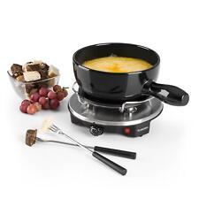 Klarstein Sirloin • Raclette avec Fondue Grill de table pour Soirée Pot En...