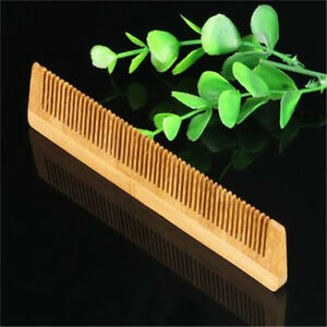 Massage Wooden Comb Bamboo Hair Vent Brush Brushes Hair Care SPA Hair R