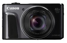 Canon PowerShot SX720 HS Black Digital Camera 20.3MP 40x Wi-Fi CMOS EMS