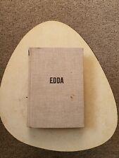 Die Edda. Gesamt-Ausgabe Rudolf John Gorsleben