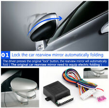 Car Side Mirror Smart Auto Folding System For Central Door Locking System Car