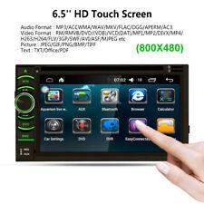 "6.2"" HD ANDROID6.0 AUTORADIO 4.4 2DIN DVD RADIO COCHE GPS WIFI Bluetooth FM USB"