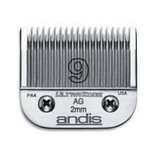 ANDIS ultraedge Staccabile Lama, Taglia 9-Foglie 2mm si adatta AGC/AGR + & Oster