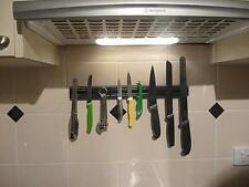 Magnetic Knife / Tool Holder Pk/2 Rack Station Butcher, Workshop,  Knife Block