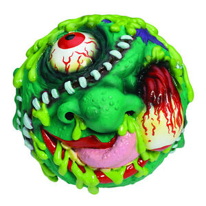 MADBALLS SLOBULUS Mad Balls Gross Disgusting Basic Fun VILE Zombie Retired S1