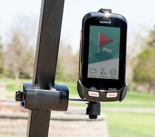 Garmin G8 G7 and G6 Golf Cart Mount / Holder. Stop using the Cup Holder!