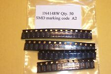 1N4148W 1N4148 SMD  switching/general purpose diodes Vishay Qty. 50 NEW