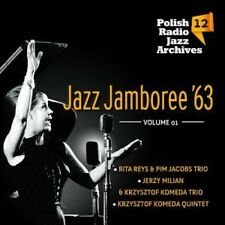 CD JAZZ JAMBOREE '63 vol. 1 Polish Radio Jazz Archives 12  RITA REYS