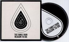 THE FAMILY RAIN Reason To Die UK 2-track promo CD