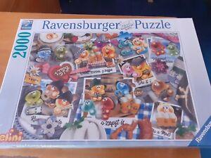Puzzle Ravensburger / Gelini auf dem Oktoberfest 2000 Teile Neu