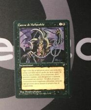 1 Italian Chains of Mephistopheles (#1974) - Legends Black MtG Magic 93/94 Old S