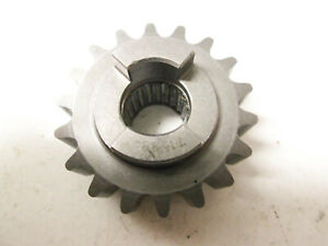 OEM Polaris 1341241 Pinion Sprocket Assembly 18T 3/4W NOS
