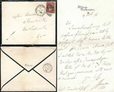 Duplex Royalty Used Great Britain Stamp Covers