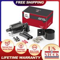 Universal Micro E8012S Fuel Pump Electric Gas Diesel Inline Low Pressure 5-9PSI