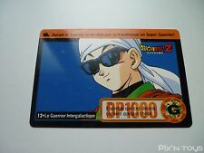 Carte originale Dragon Ball Z Carddass DP N°12 - 658 / Version Française