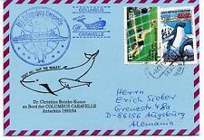 Columbus Caravelle Save The Whales Christine Reinke Kunze Polar Antarctic Cover