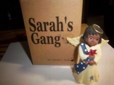 "Sarah's Attic ""Sarah's Gang"" Afro-American- Usa girl  Angel ""Patter"" Patriotic"