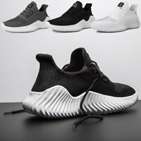 Men's Breathable Sneakers Casual Athletic Sports Running Tennis Shoes Jogging