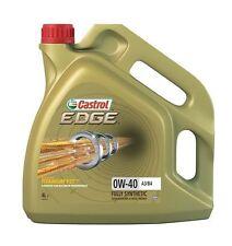 CASTROL CAR VAN ENGINE MOTOR OIL -Edge 0W-40 A3/B4 - 4 Litre