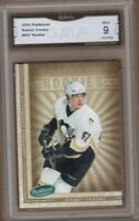 GMA 9 Mint SIDNEY CROSBY 2005/06 UD Upper Deck Parkhurst #657 ROOKIE CARD SP RC!