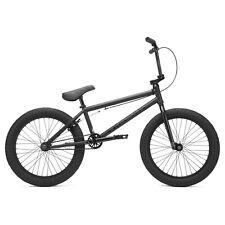 "Kink 2021 Launch 20"" Complete BMX Bike - Matte Dusk Black"