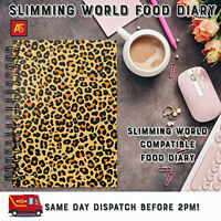 A5 Slimming World Food Diary/Log/Book/Journal/Planner/Meals/Fitness2021 CAT[103]