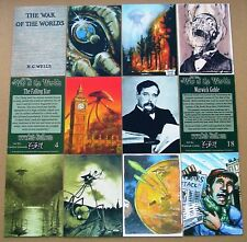 War of the Worlds - Both Series 1 & 2 Sets (55 Base Cards) by Cult Stuff