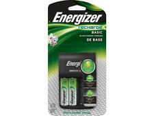 Energizer CHVCWB2 2-pack AA Rechargeable Batteries & Charger Kit