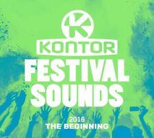 Kontor Festival Sounds 2016 / The Beginning