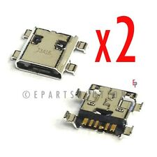 New 2x Samsung Galaxy Ace 2 GT-i8160 Charging Port USB Port Charger USA Seller