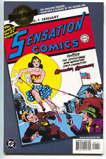 Millennium Edition Sensation Comics 1 DC 2000 NM Wonder Woman