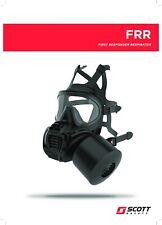 3M Scott Safety First Responder Respirator M & CFR 32 CBRN A2B2E2K2-P3 R Filter