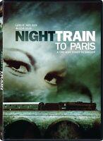 Night Train To Paris [DVD Movie, Region 1, Leslie Nielson, Thriller] NEW