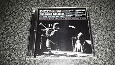 THELONIOUS MONK & DIZZY GILLESPIE -  UNISSUED IN EUROPE 1971 - 2 x CD Remaster